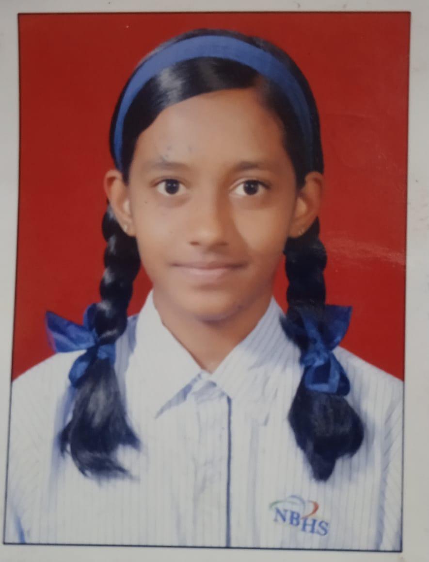 Xth  TOPPER :- Jadhav Adnya(98.00%)